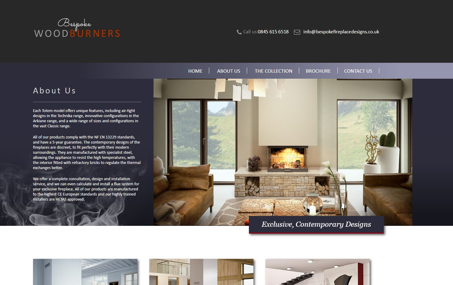 Website dealer Uk Totem
